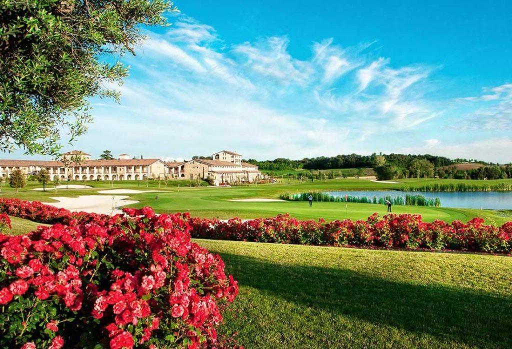 Chervò Golf Hotel San Vigilio