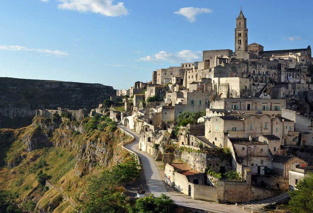 Sextantio Le Grotte della Civita nei Sassi di Matera