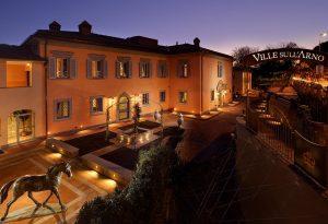 Hotel Ville sull'Arno Firenze