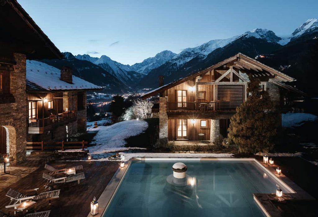 Relais Mont Blanc Valle d'Aosta